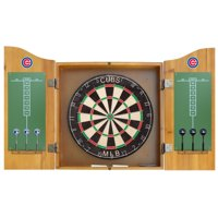 Chicago Cubs Dart Cabinet - No Size