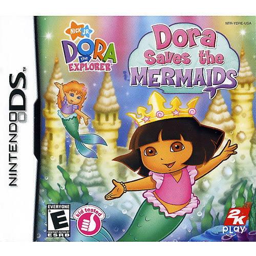 Dora The Explorer-Save Merm (DS) - Pre-Owned