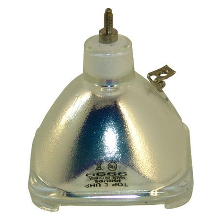 Lutema Platinum for Sanyo PLC-XU07 Projector Lamp (Original Philips Bulb) - image 1 of 5