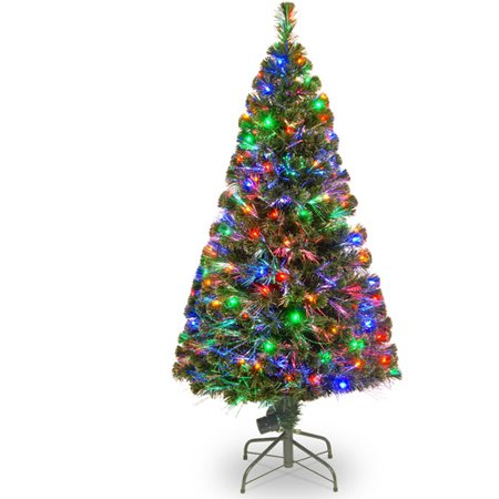 Fiber Optic Christmas Tree Walmart
