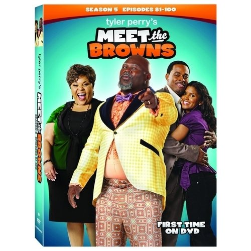 Meet The Browns: Season Five (Widescreen)