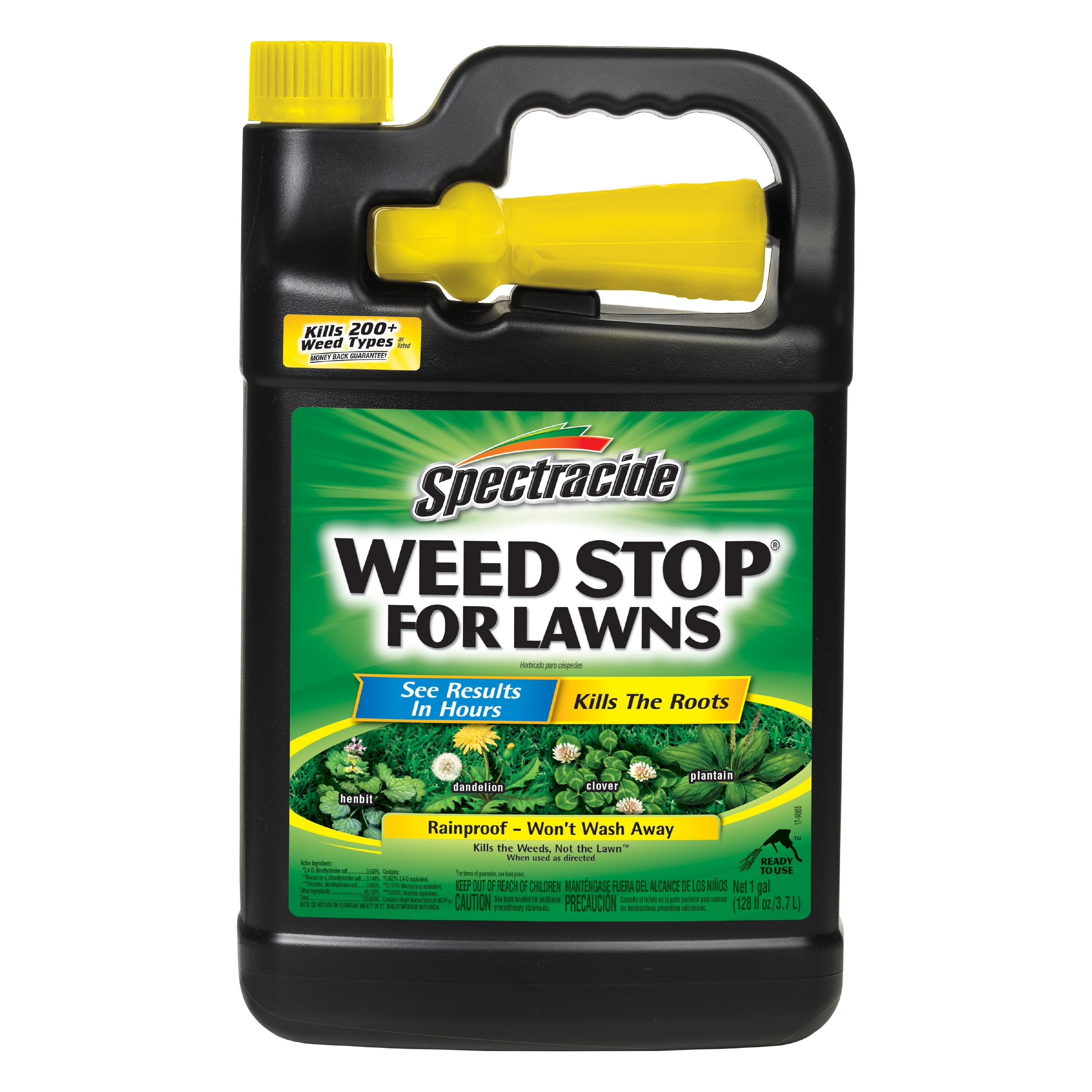 Spectracide Weed Stop For Lawns, Ready-to-Use, 1-gallon