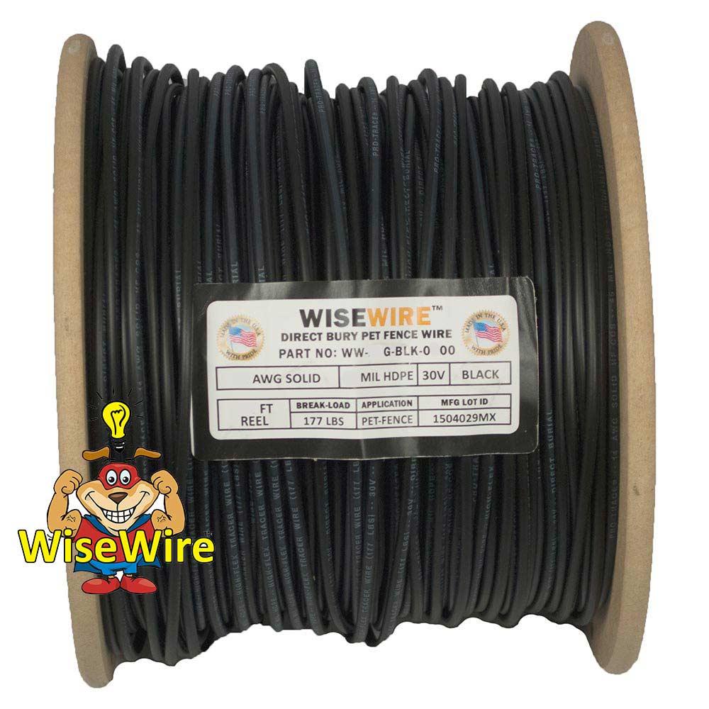 Psusa Wisewire 14g Pet Underground Fence Wire 1000ft