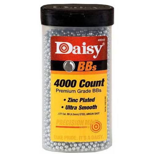 Daisy PrecisionMax 4000 ct. BB Bottle
