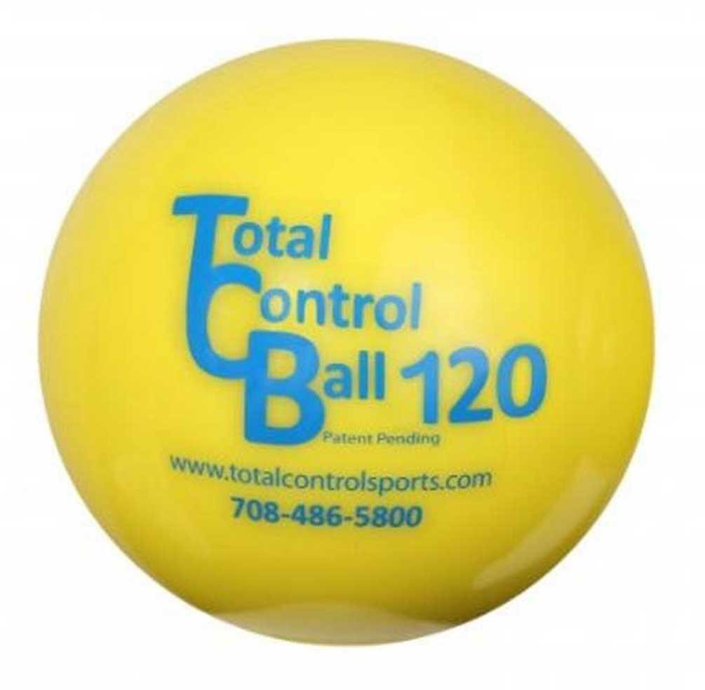 TCB ATOMIC Ball, 4.70'' and 900 Grams. TCB-Y-900-120, 4.70 inches in diameter By Total Control Sports