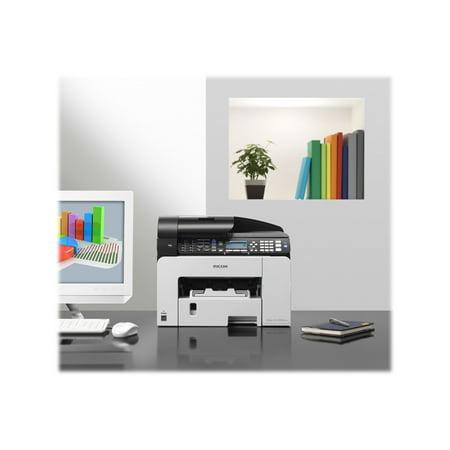 Ricoh Aficio SG 3100SNw GelSprinter Color InkJet Multifunction Printer/Copier/Scanner