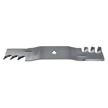 (1) Aftermarket 3-In-1 Mower Blade for Craftsman Poulan Husqvarna 187254 187255 (Craftsman 6-5 Hp Lawn Mower Parts List)