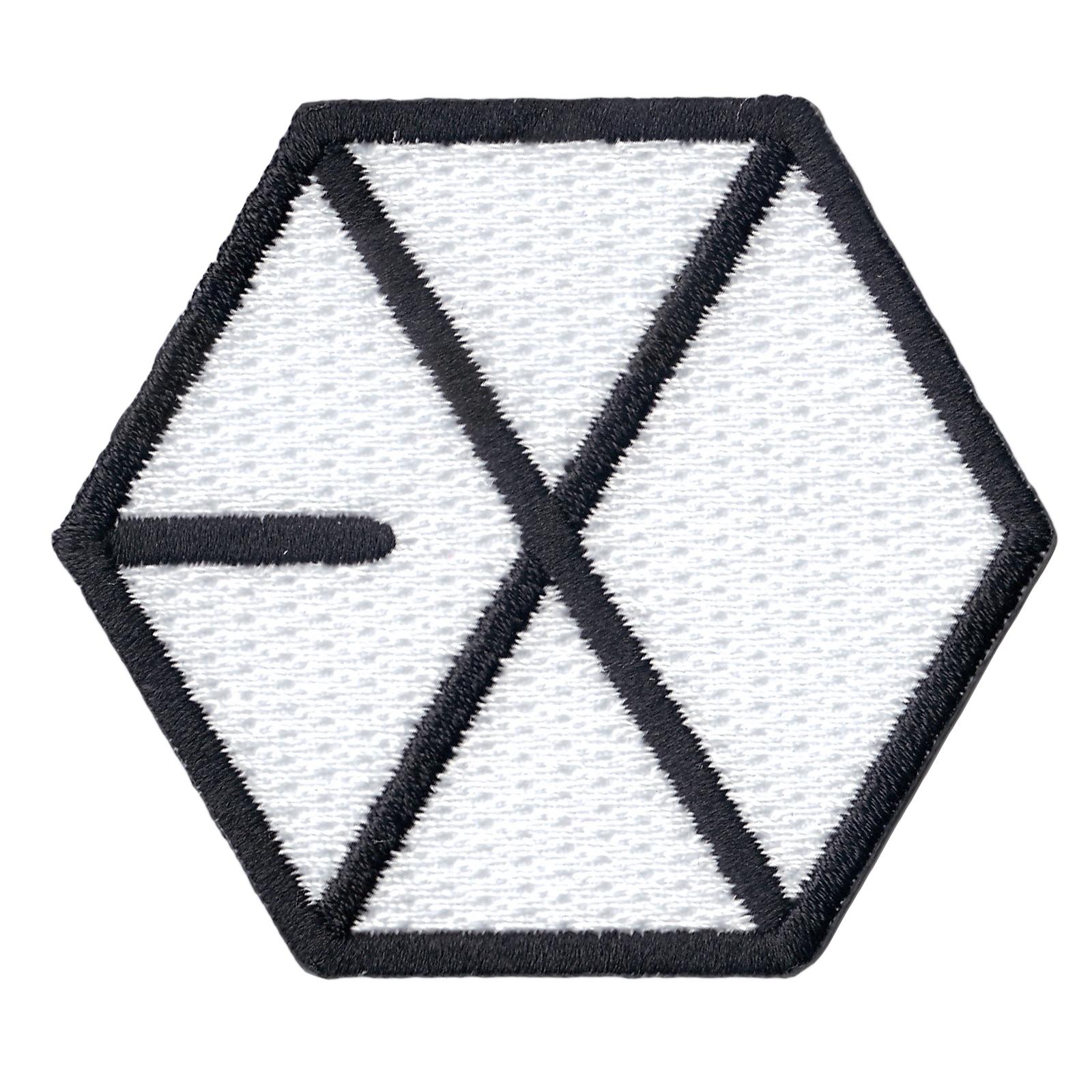K-Pop EXO Korean Music Group Iron On Patch