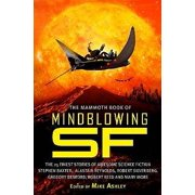 The Mammoth Book of Mindblowing SF (Mammoth Books) (Paperback)
