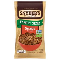 Snyder's Pretzel Snaps, 16 Ounce Bag