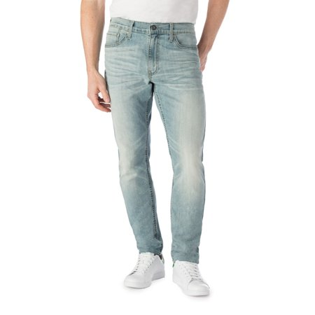 Men's S47 Regular Taper Fit Jeans (Lee Mens Regular Fit Jean)