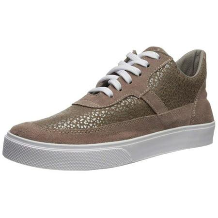 Kaanas Women's Patagonia Metallic Hi-Top Sneaker, Graphite, Size -