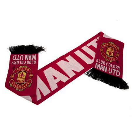 Manchester United Fan Scarf (Manchester United FC - Glory Glory)