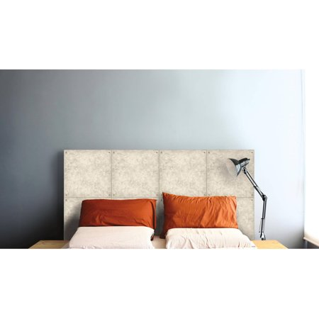roommates cement peel and stick wall d cor wallpaper. Black Bedroom Furniture Sets. Home Design Ideas