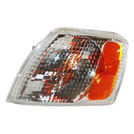 98-01 Volkswagen Passat (White) Driver Left Park/Signal Light