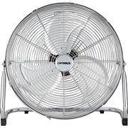 "Optimus 12"" Industrial Grade High Velocity 3-Speed Fan, White"