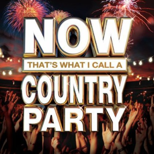 NOW That's What I Call A Country Party (CD)