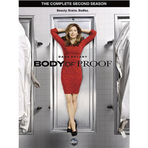 Body Of Proof: The Complete Second Season (Widescreen)