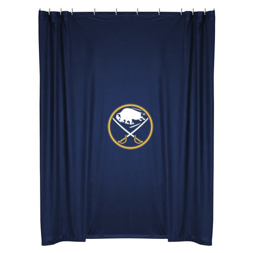 Sports Coverage Inc. NHL Buffalo Sabres Shower Curtain