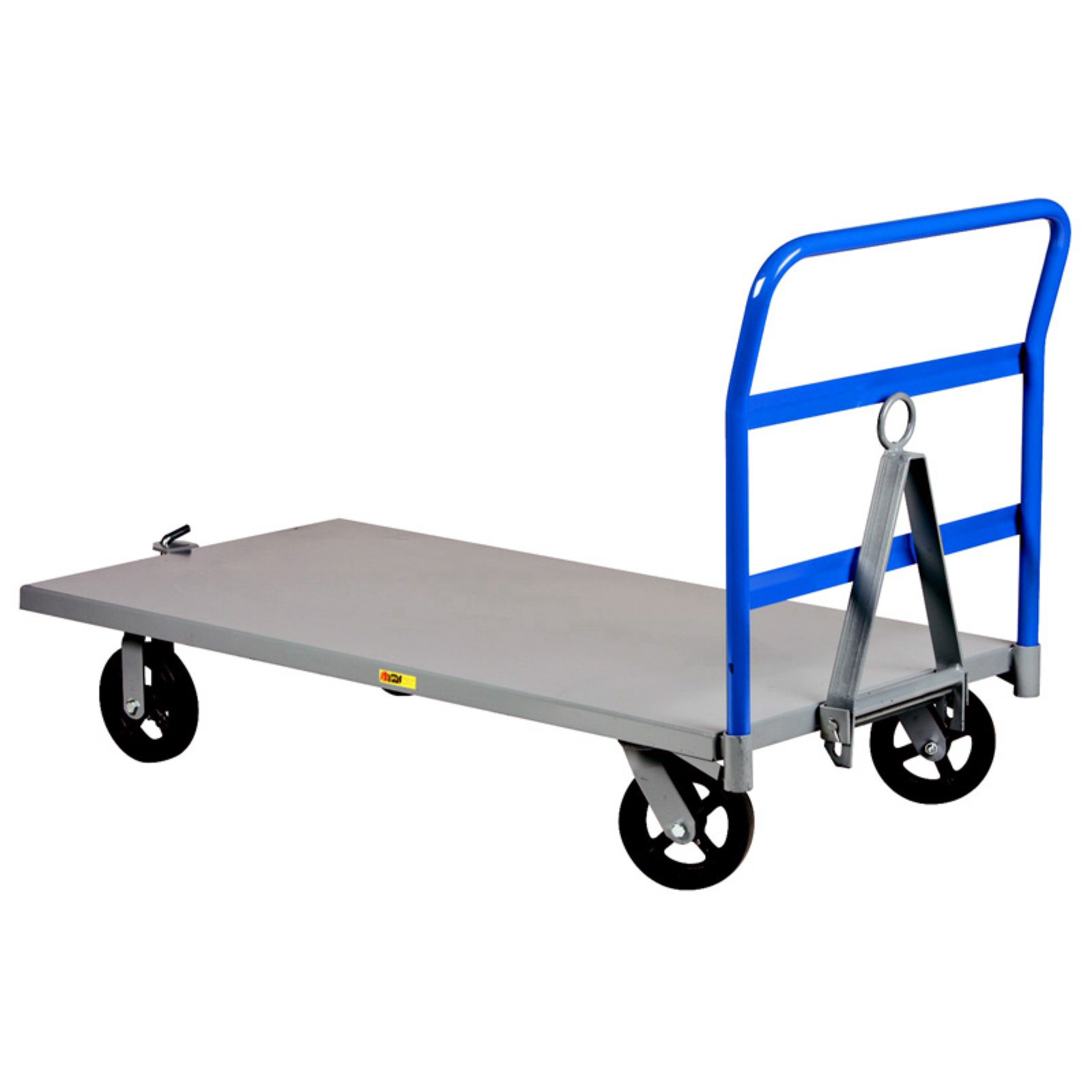 Little Giant Caster Steer Platform Cart Trailer