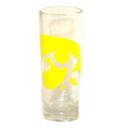2 Cordial Glass - Iowa Hawkeyes 2 oz Cordial Shot Glass