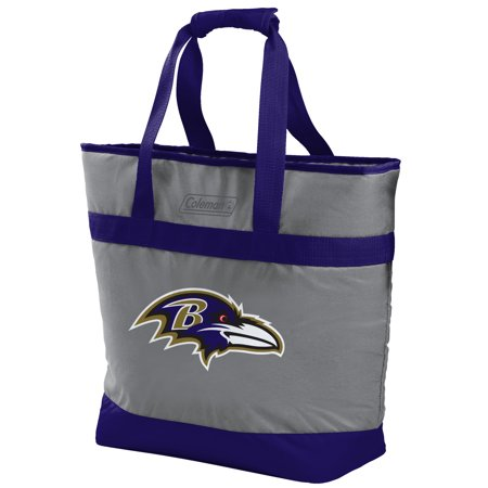 Rawlings NFL 30 Can Soft Tote Cooler, Baltimore Ravens](Baltimore Ravens Halloween)