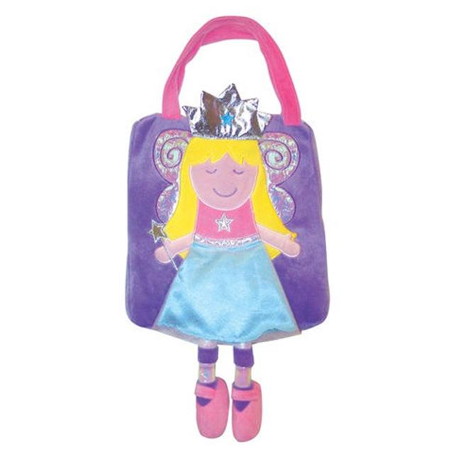 Sassafras Enterprises 3555PR Fairy Princess Carry All Bag
