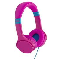 Moki Lil' Kids Volume Limited Headhones - Pink