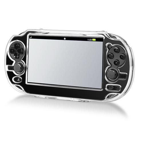 Insten Snap-on Crystal Case For Sony PlayStation Vita, Clear