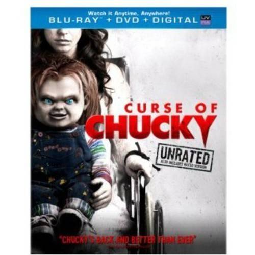 Child's Play 6: Curse Of Chucky (Unrated) (Blu-ray + DVD + Digital HD) (With INSTAWATCH) (Widescreen)