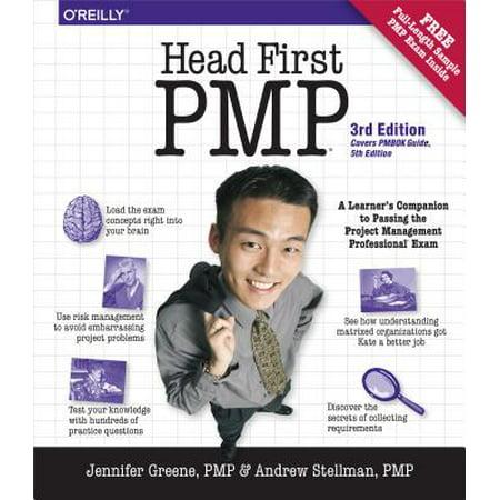 Head First PMP - eBook