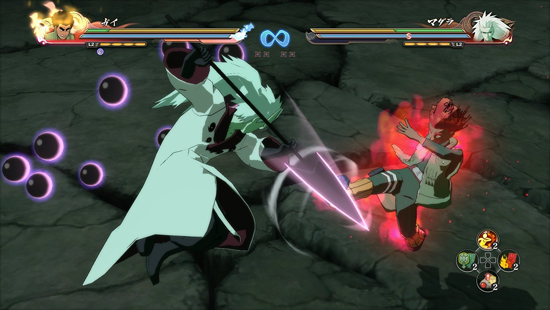 Naruto Shippuden: Ultimate Ninja Storm 4, Bandai/Namco, Xbox One,  722674220491