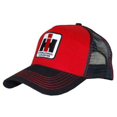 International Harvester Men's Two Tone Mesh Back Cap