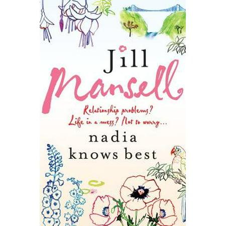 Mansell Apparel (Nadia Knows Best. Jill Mansell)