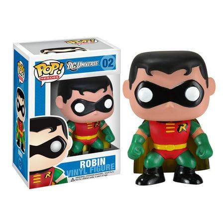 FUNKO POP! HEROES: DC UNIVERSE - BATMAN AND - Dc Robin