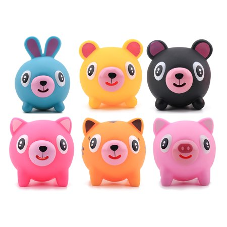 Creative Cute Animal Screaming Tongue Sticking Out Stress Reliever Toy Vocal Doll, Pig - Cute Halloween Pic
