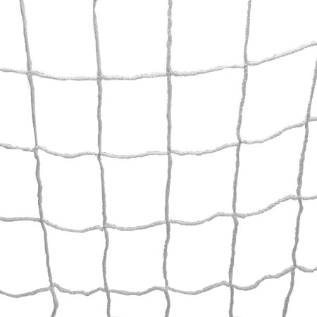 WALFRONT Full Size Football Soccer Net Sports Replacement Soccer Goal Post Net for Sports Match Training, Soccer Post Net,Soccer Net