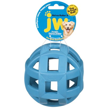 Petmate JW Hol-Ee Roller X Dog Toy