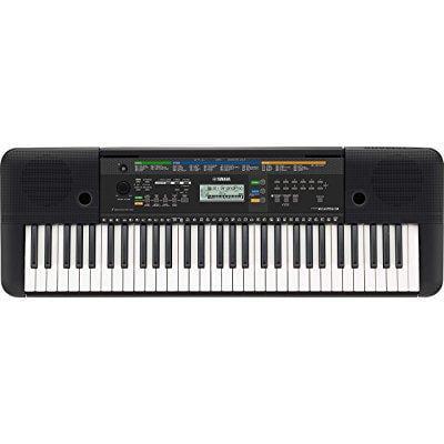 yamaha psre253 61-key portable keyboard by