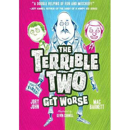The Terrible Two Get Worse: Uk Edition