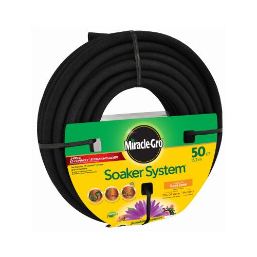 Swan Products MGSPA38050 Soaker Hose, 3/8-In. x 50-Ft.