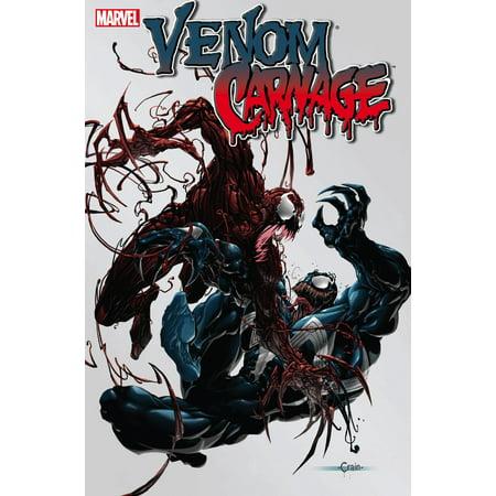 Venom vs. Carnage - eBook