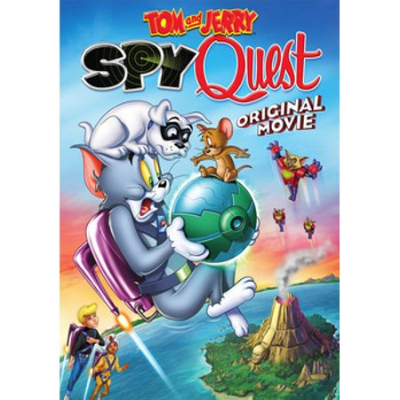 Tom & Jerry: Spy Quest (DVD)