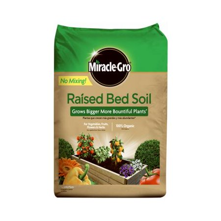 Raised Bed Soil 1.5CF