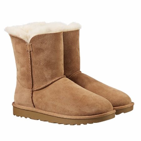 Kirkland Signature Ladies Genuine Sheepskin - Shearling Lining - Zipper Boots for Women ()