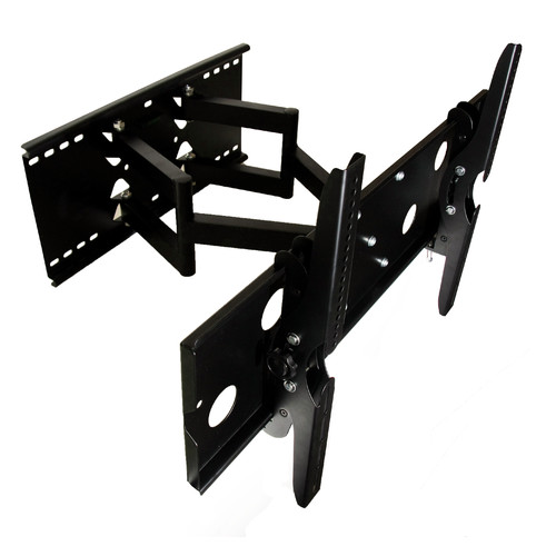 Mount-it Dual Arm Articulating TV Wall Mount for 32'' - 60'' LCD/LED/Plasma Screens