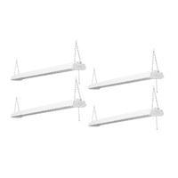Honeywell LED 4' Linkable Multi-Mode Shop Lights (4 Pack)