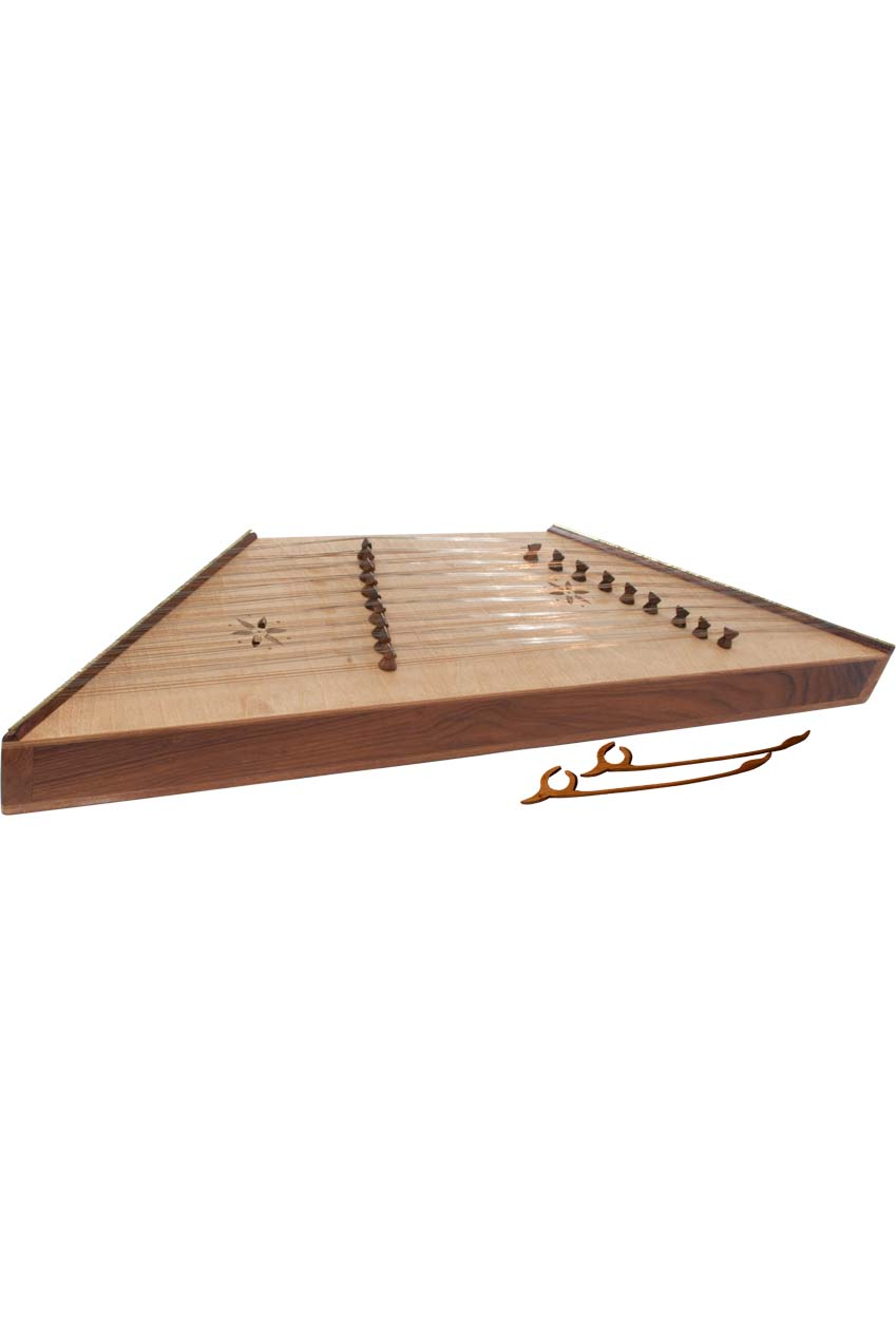 Mid-East Persian Hammered Dulcimer Santoor DHSN by Mid-East
