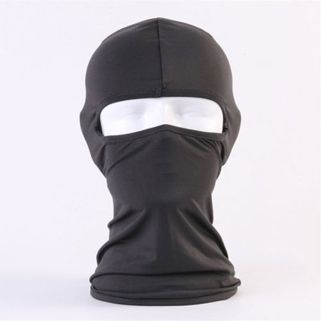 Full Face Mask lycra Balaclava Ultra-thin Cycling Motorcycle Protecting Ski Neck