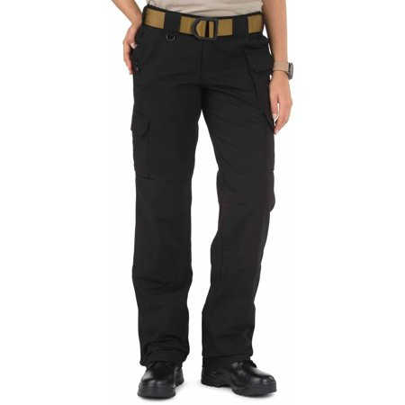 5.11 Tactical Women's New Fit Tactical Pant, Black thumbnail
